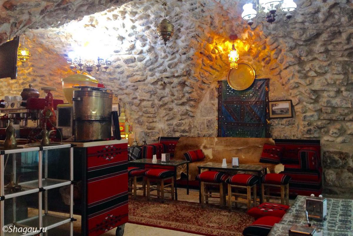 Кафе в Иерусалиме