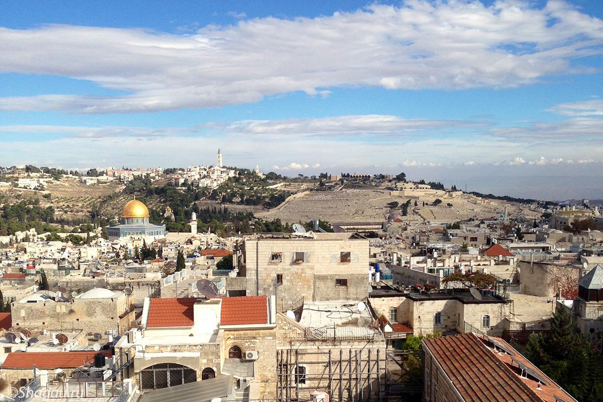 Город иерусалим смотреть фото