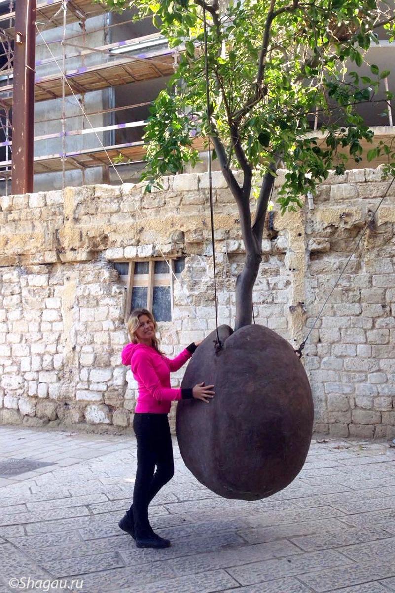 Дерево в Яйце