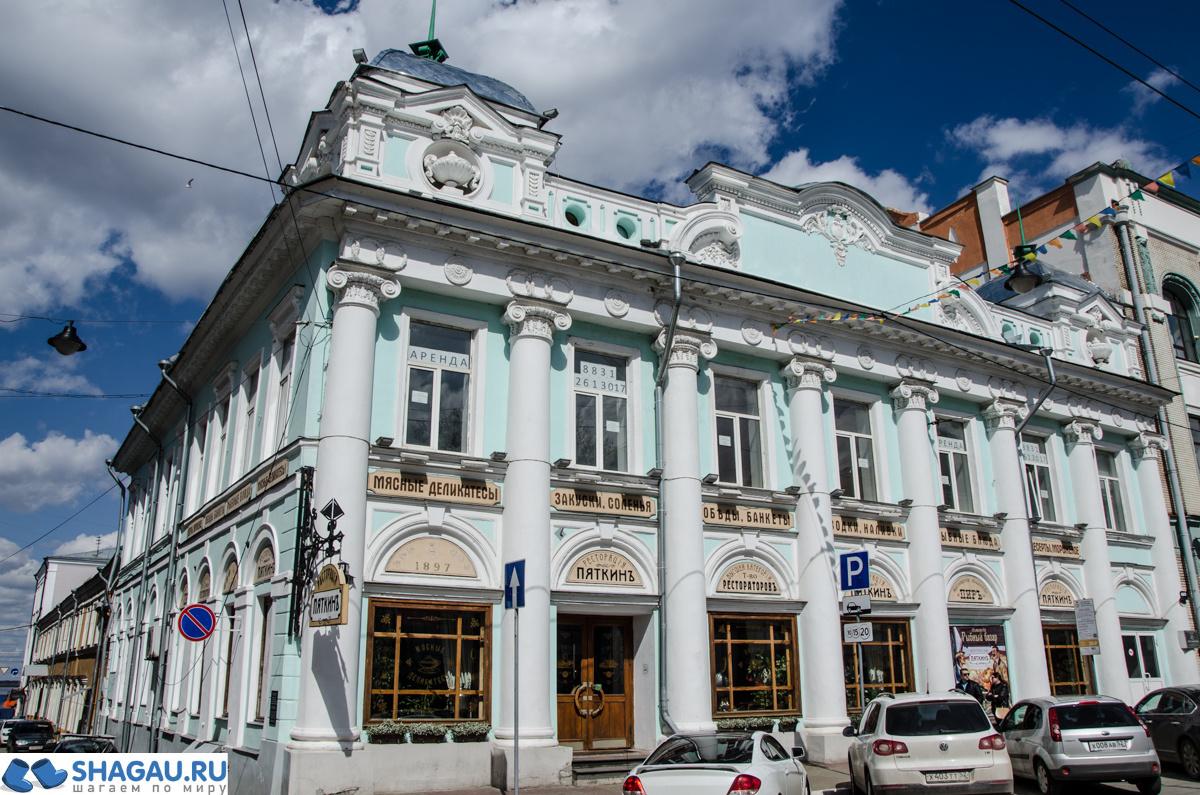 Рождественская улица Нижнего Новгорода