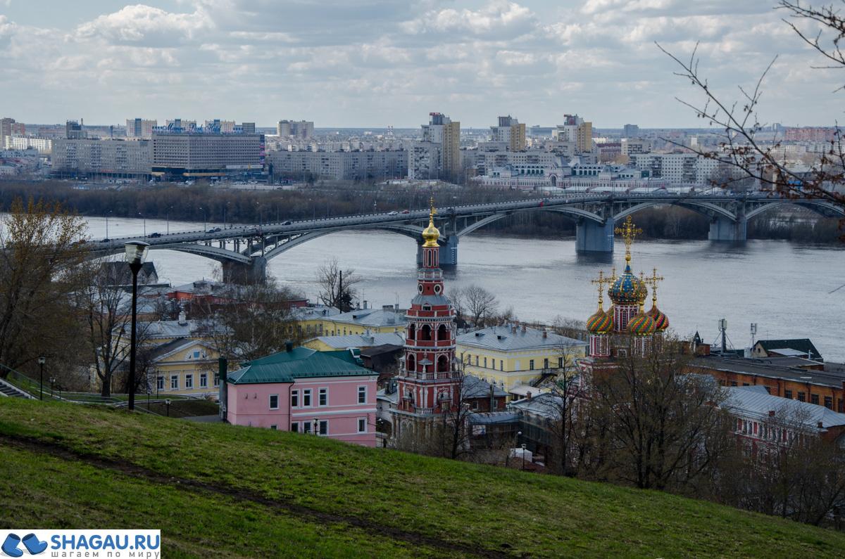 Набережные Нижнего Новгорода