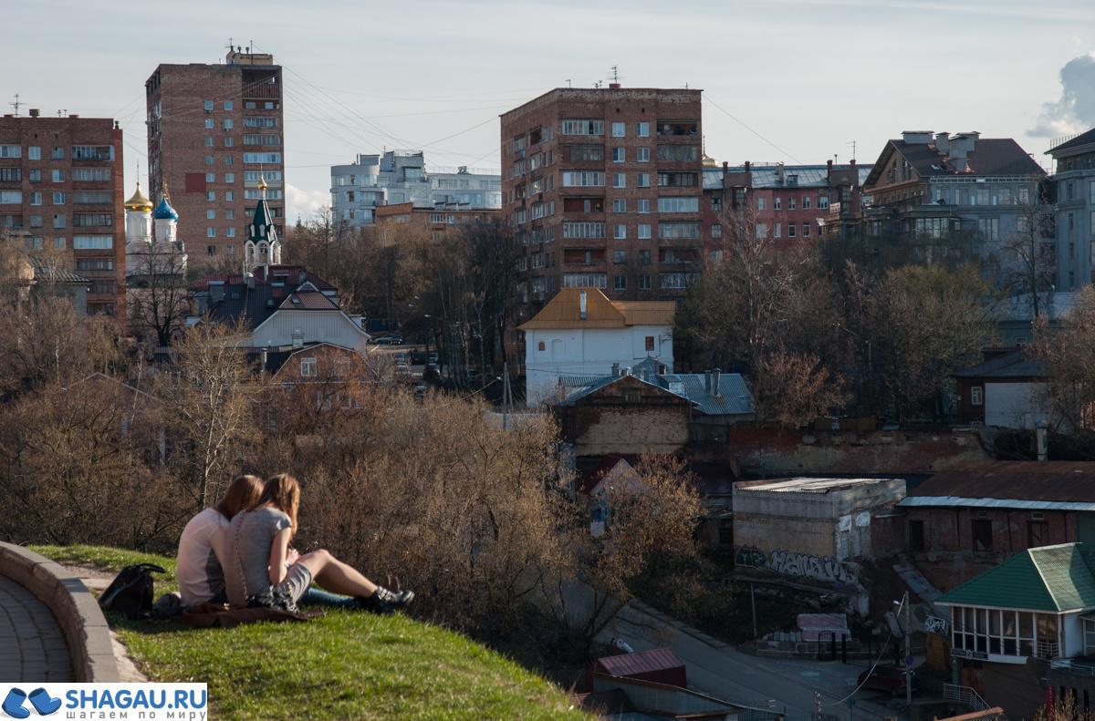 Наследство советского периода в Нижнем Новгороде