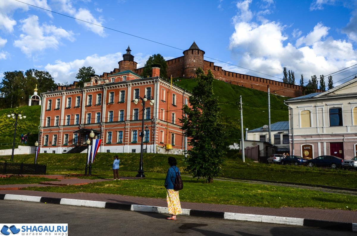 Ночлежка в Нижнем Новгороде