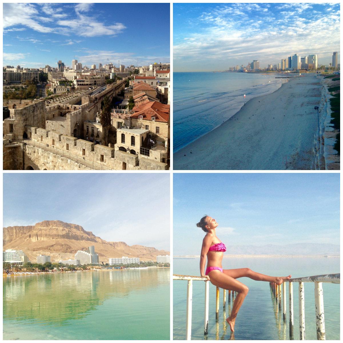 Поездка в Израиль в январе
