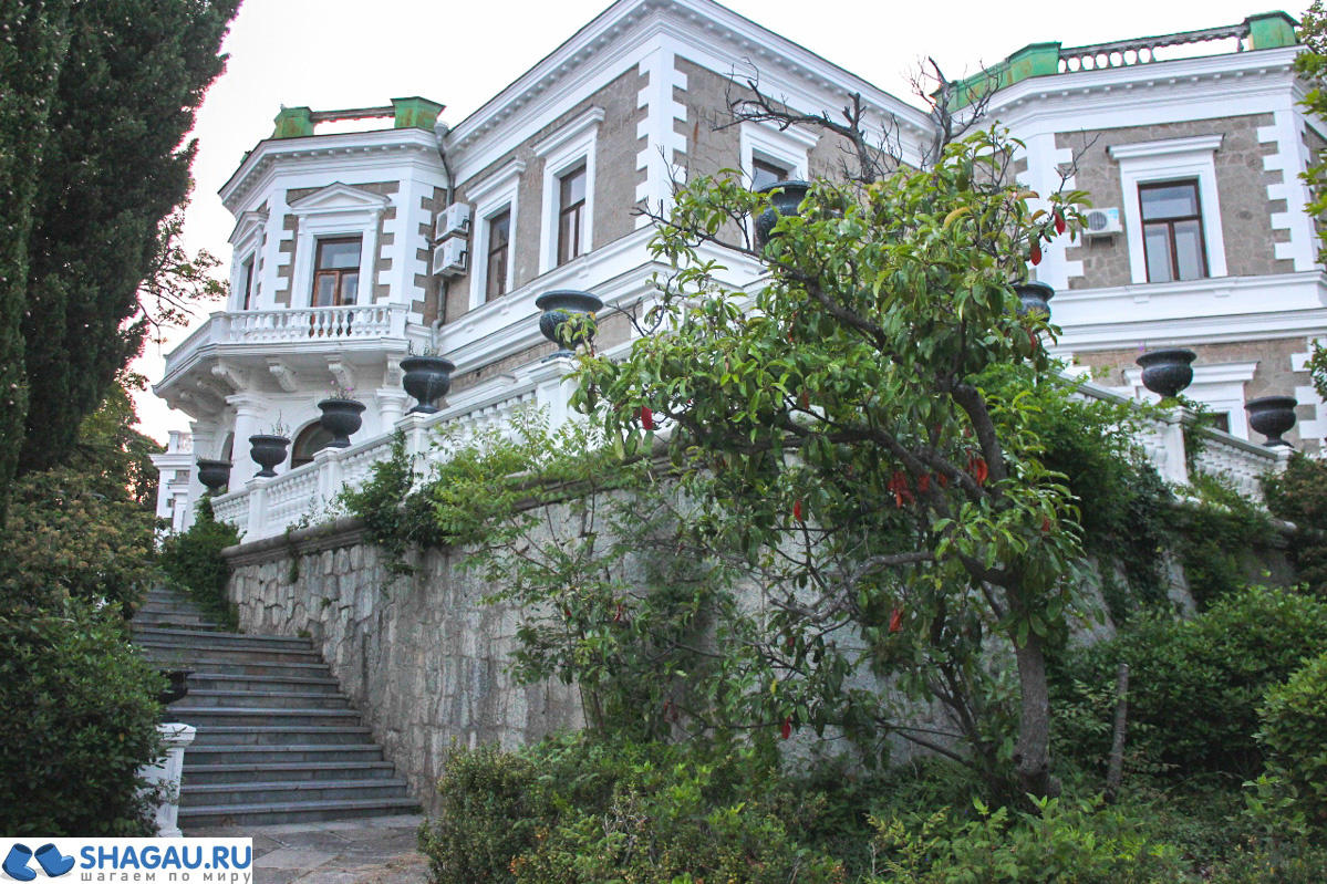 Форосский парк Крым