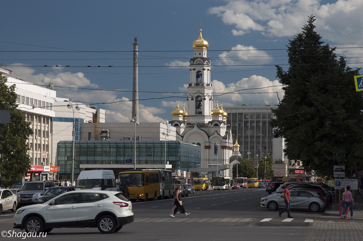Храм Большой Златоуст