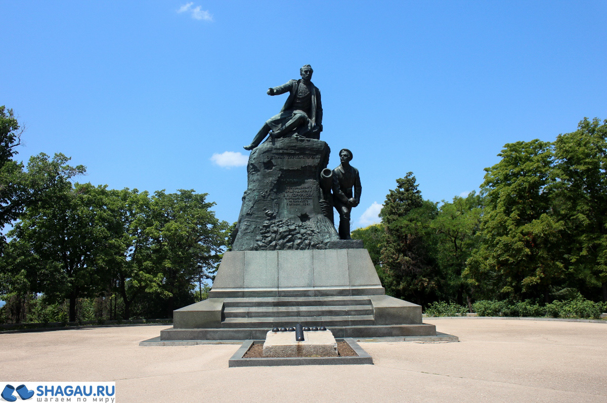 Малахов курган Севастополь