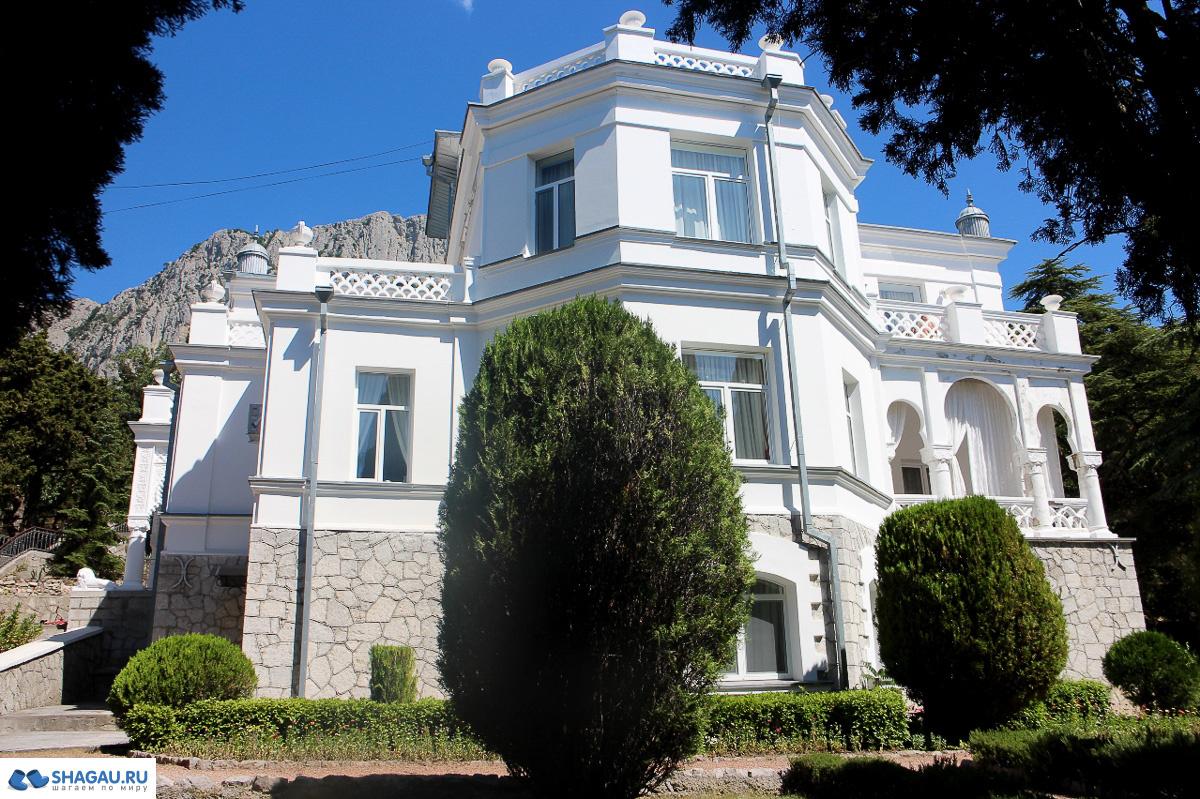 Санаторий Меллас. Дом Кузнецовой