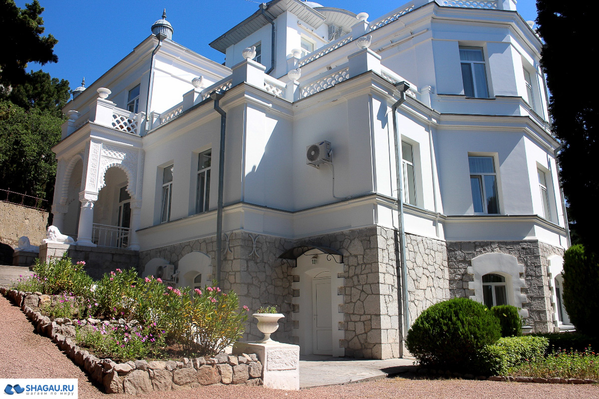 Дворец Кузнецовой