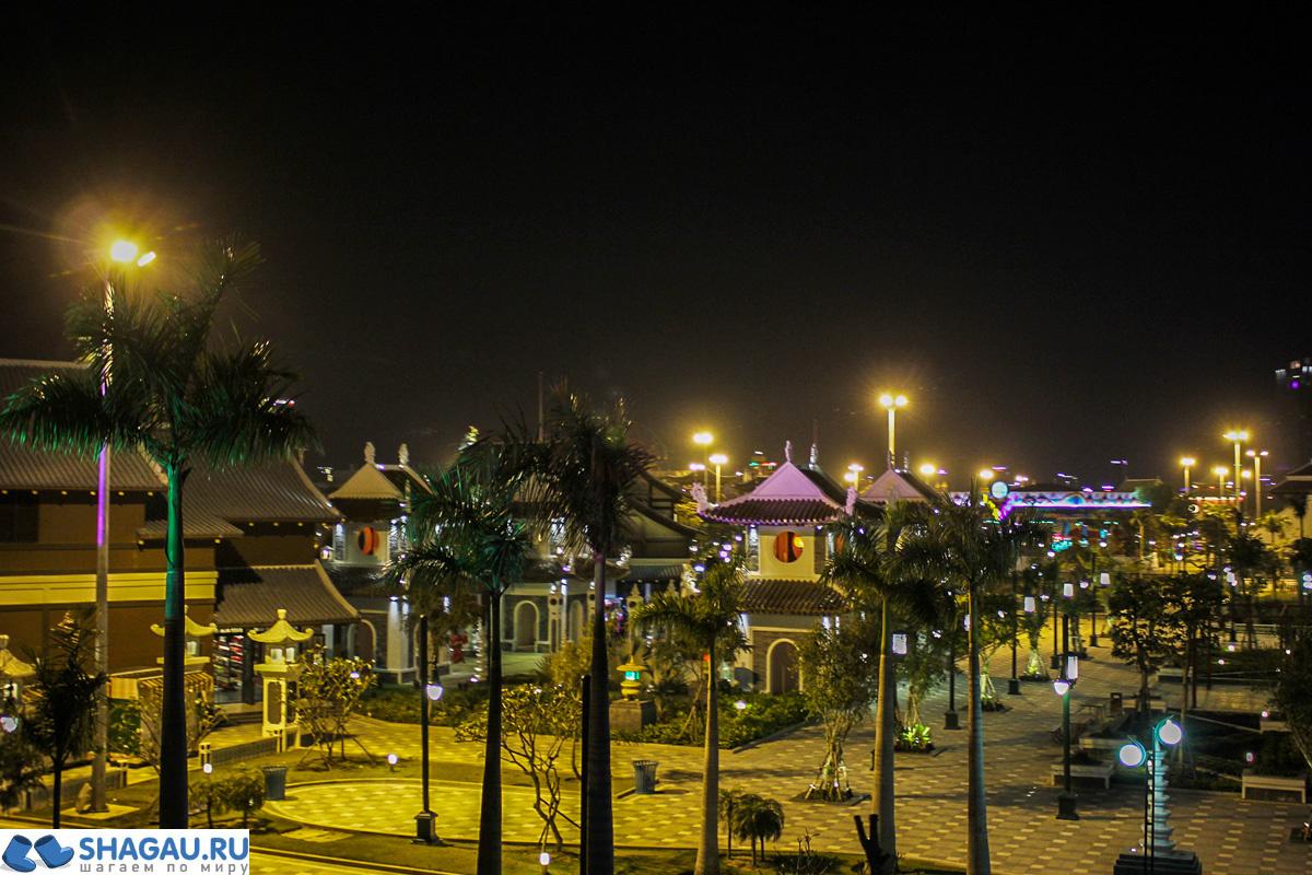Парк Asian Park в Дананге