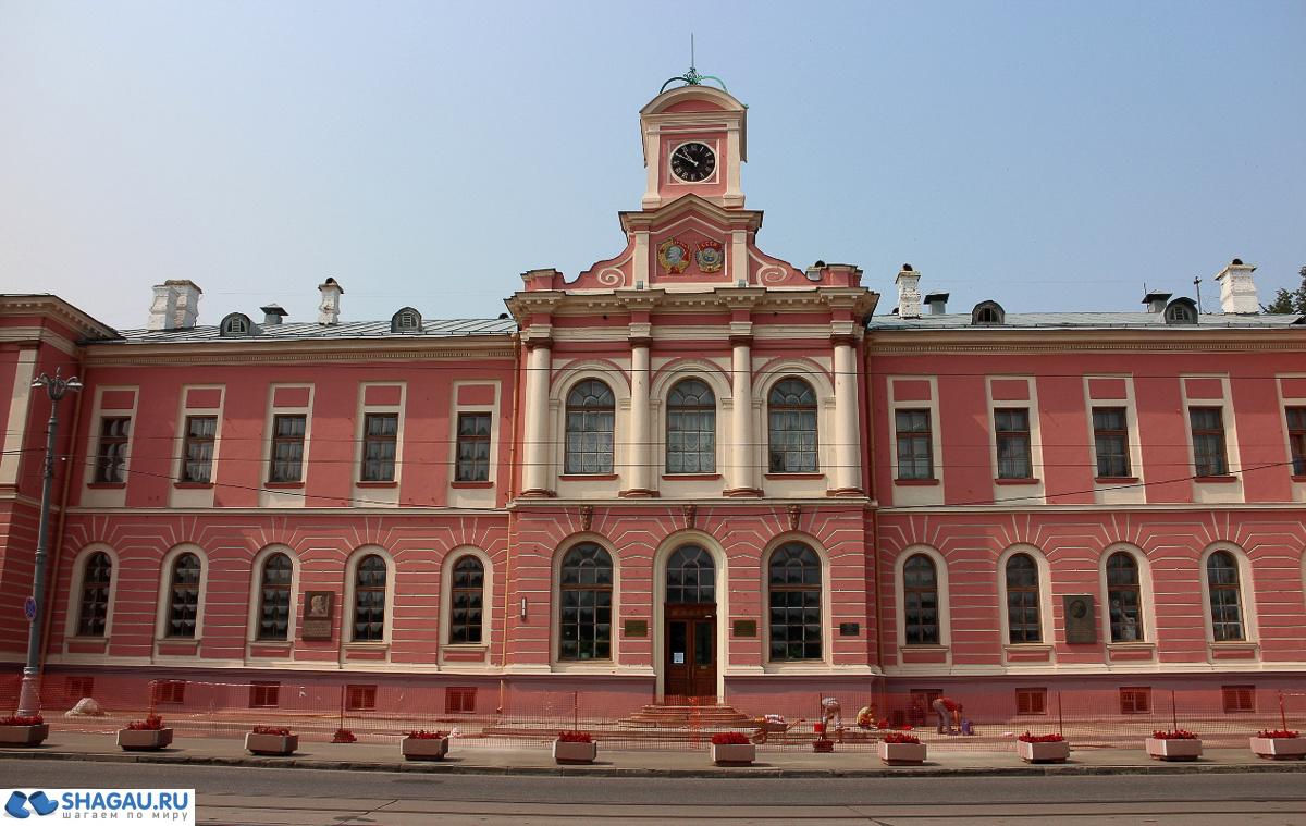 Тимирязевская академия