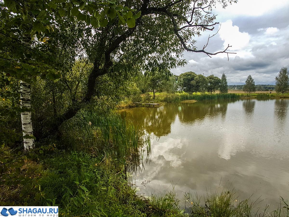Русский пейзаж в Тараканово