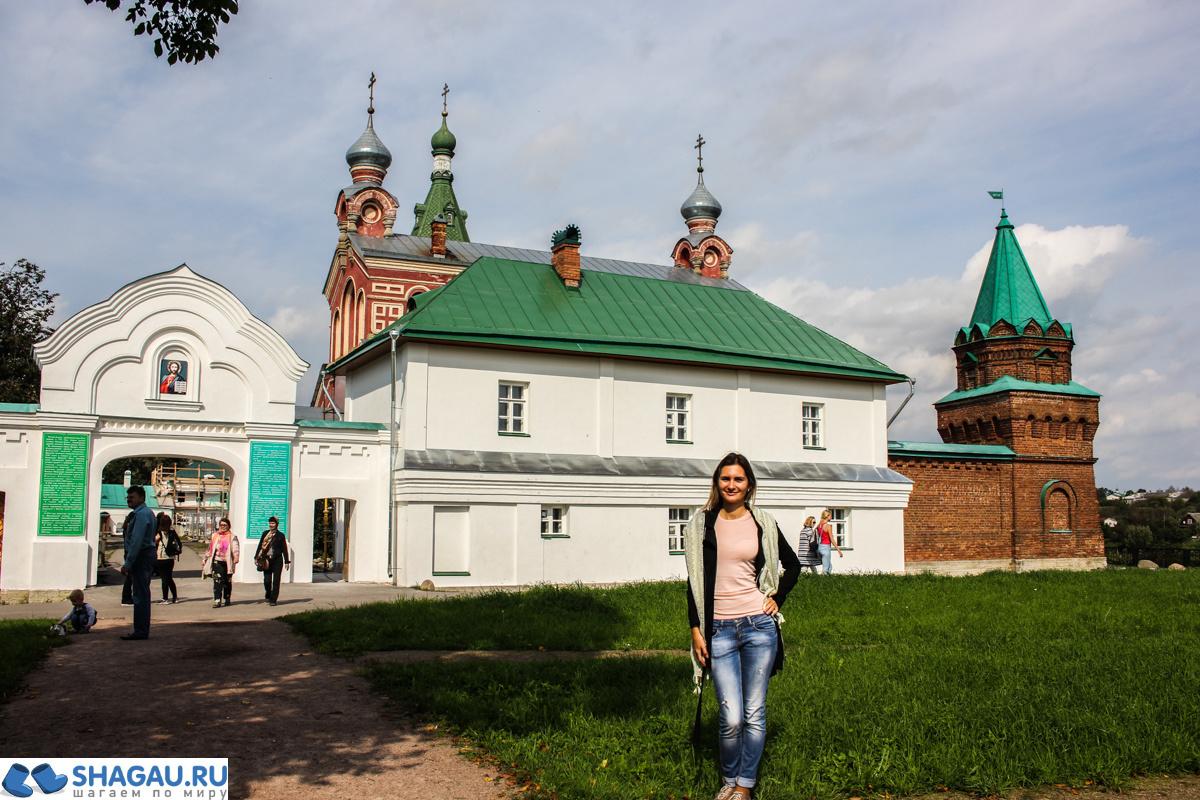 Староладожский монастырь