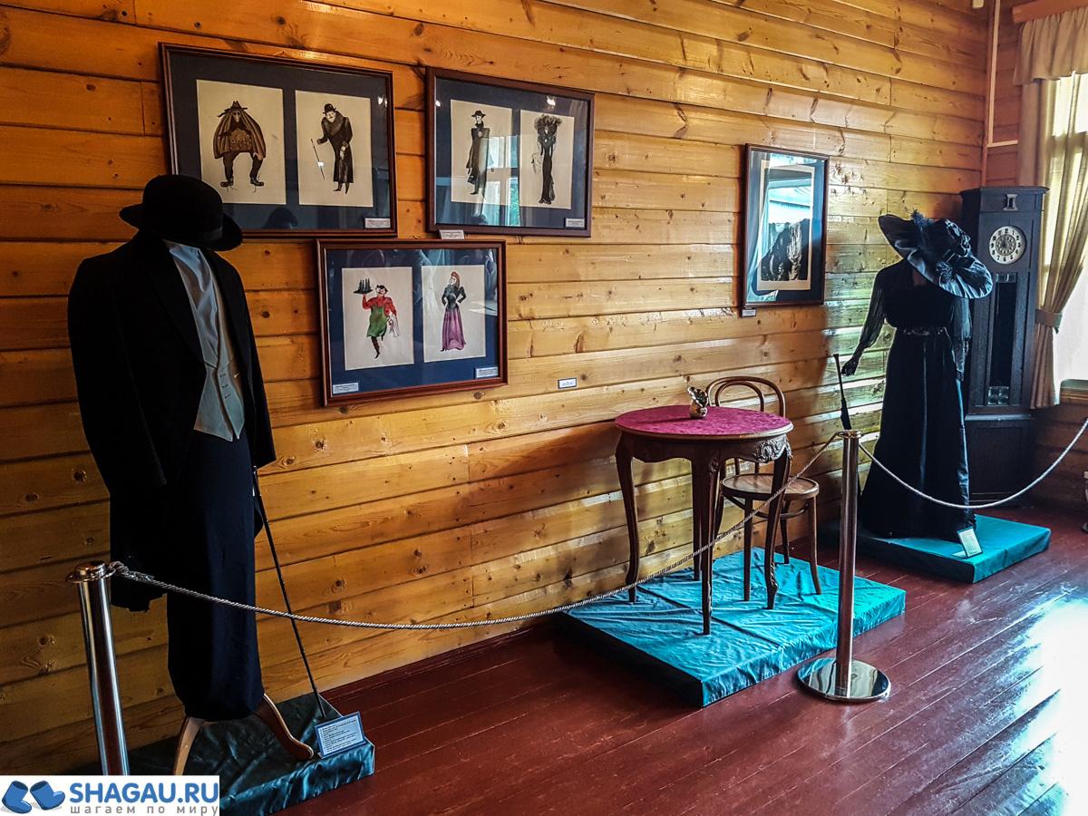 Выставка в Тараканово
