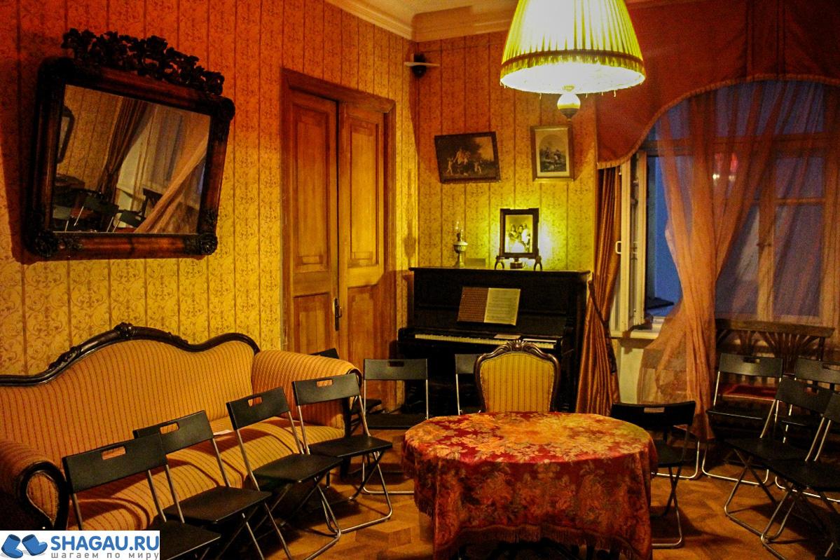 имя музей булгакова фотографии известной среди