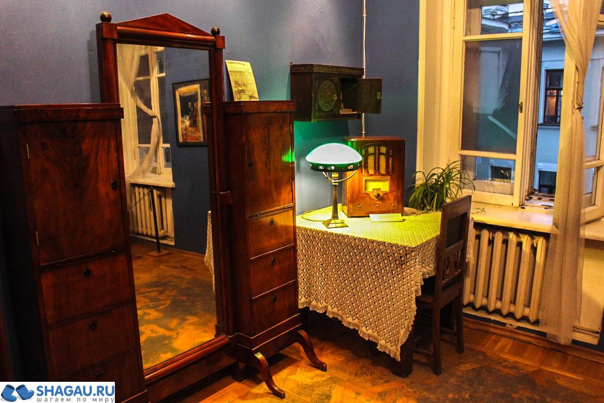 Нехорошая квартира - музей Булгакова