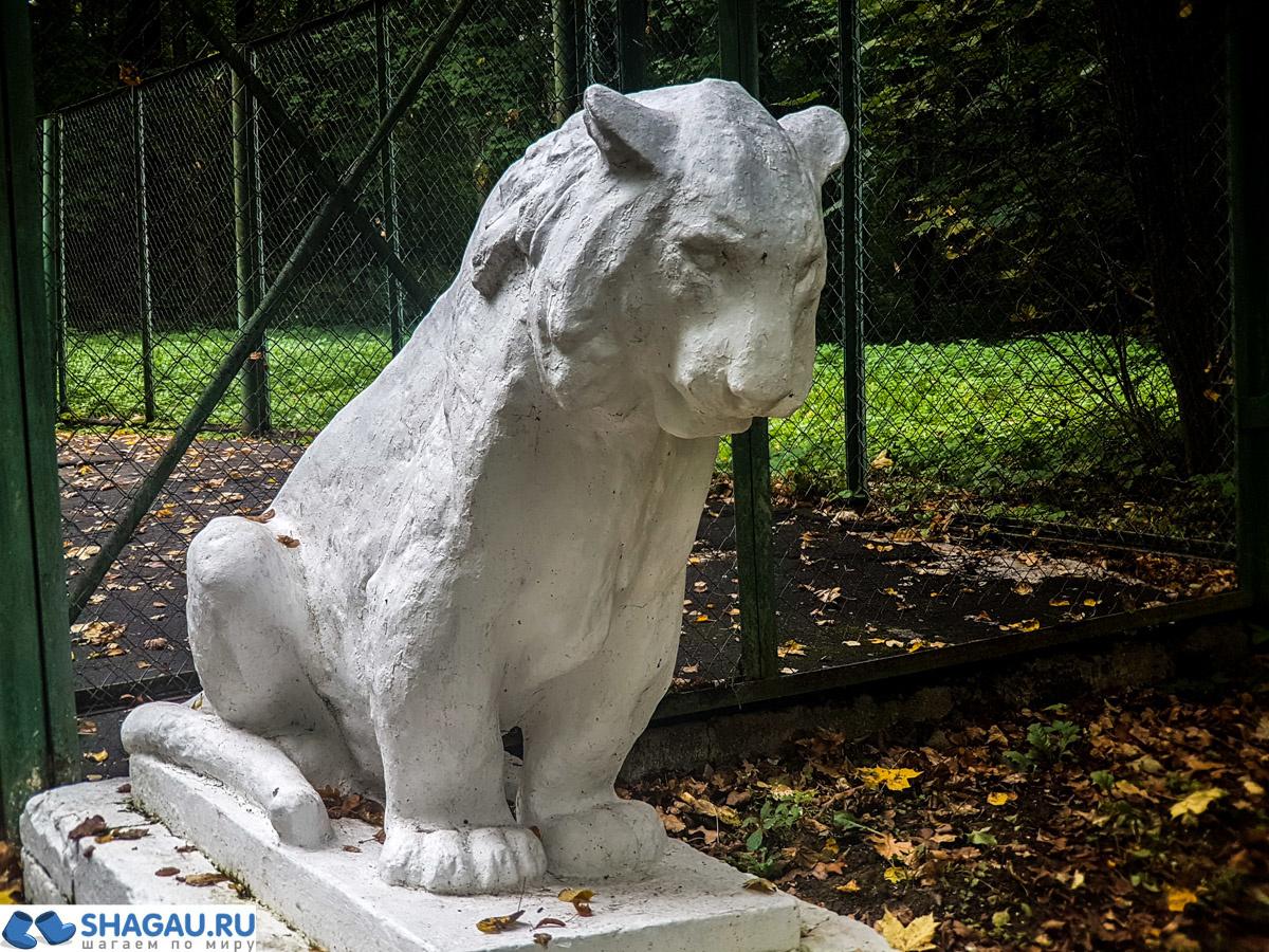 Львы в Вороново