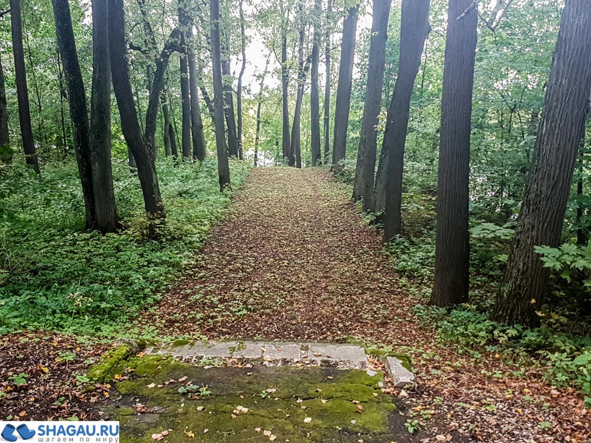 Парк в Вороново