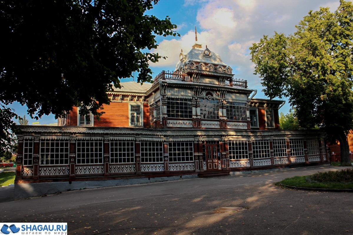 Самое красивое здание Рязани