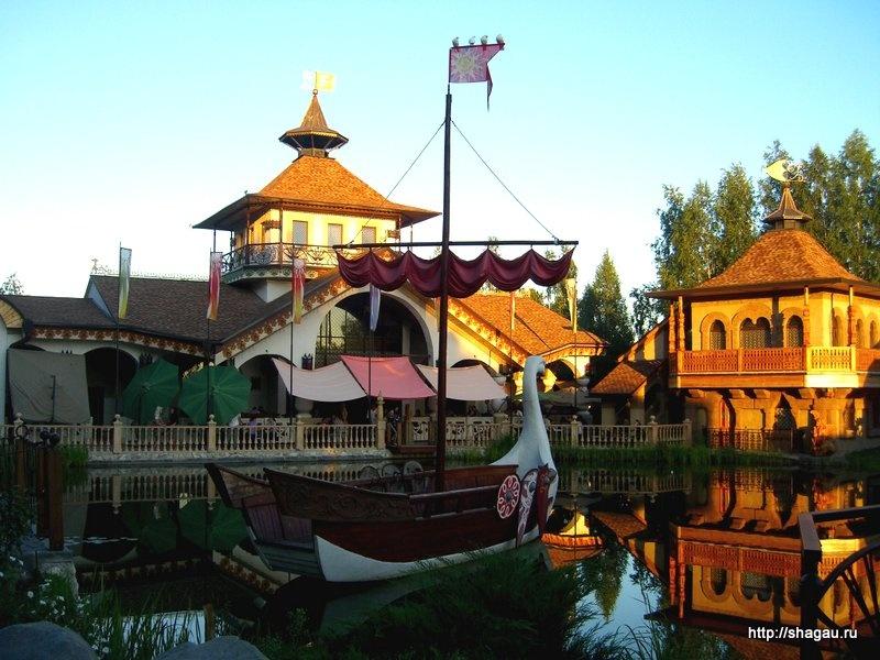 парк отдыха «В некотором царстве»