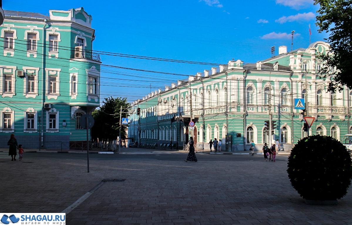 Улицы Рязани