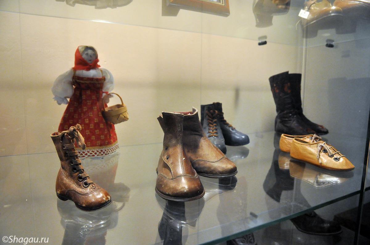 Обувной промысел в Талдоме