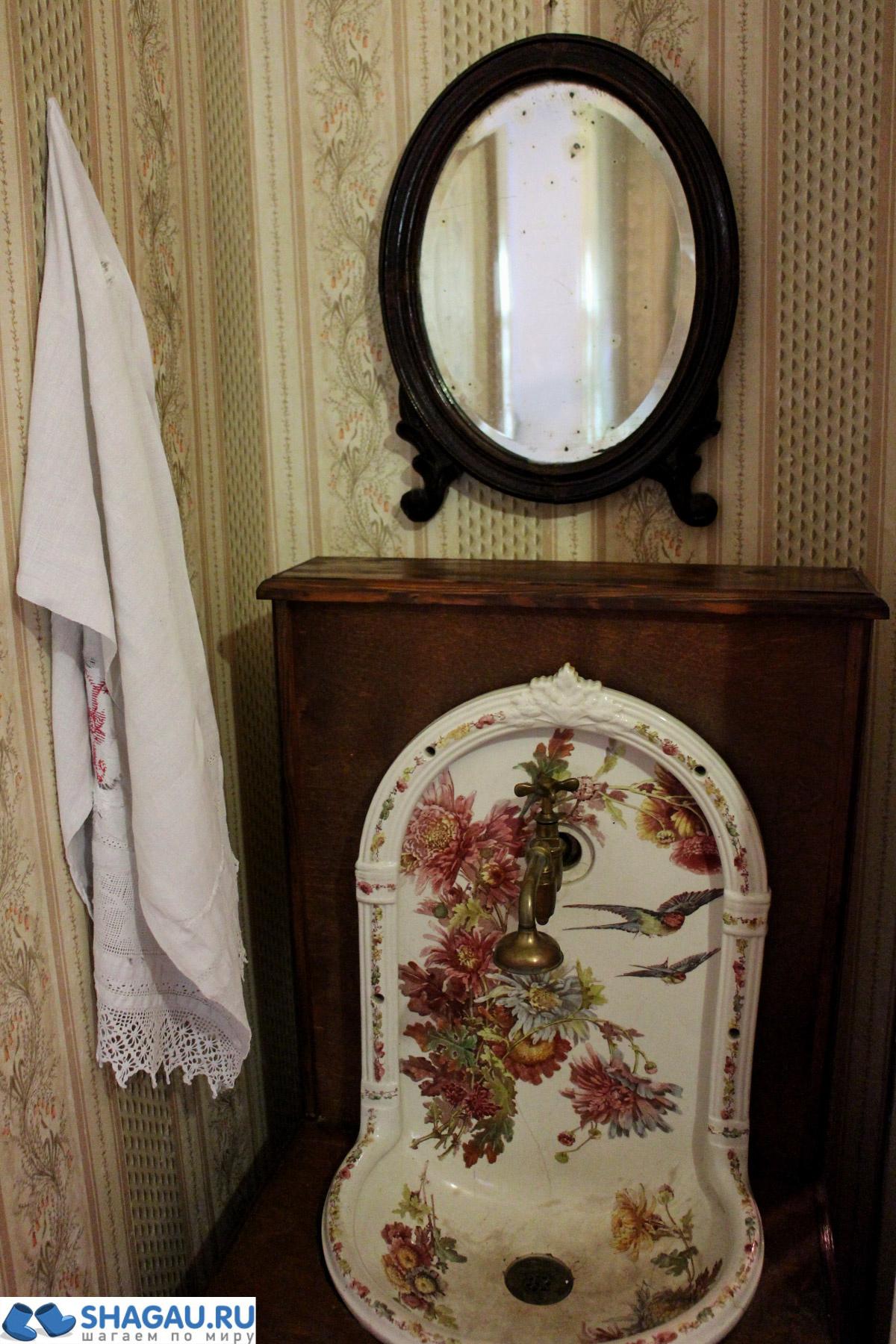 Столовая дома Павлова