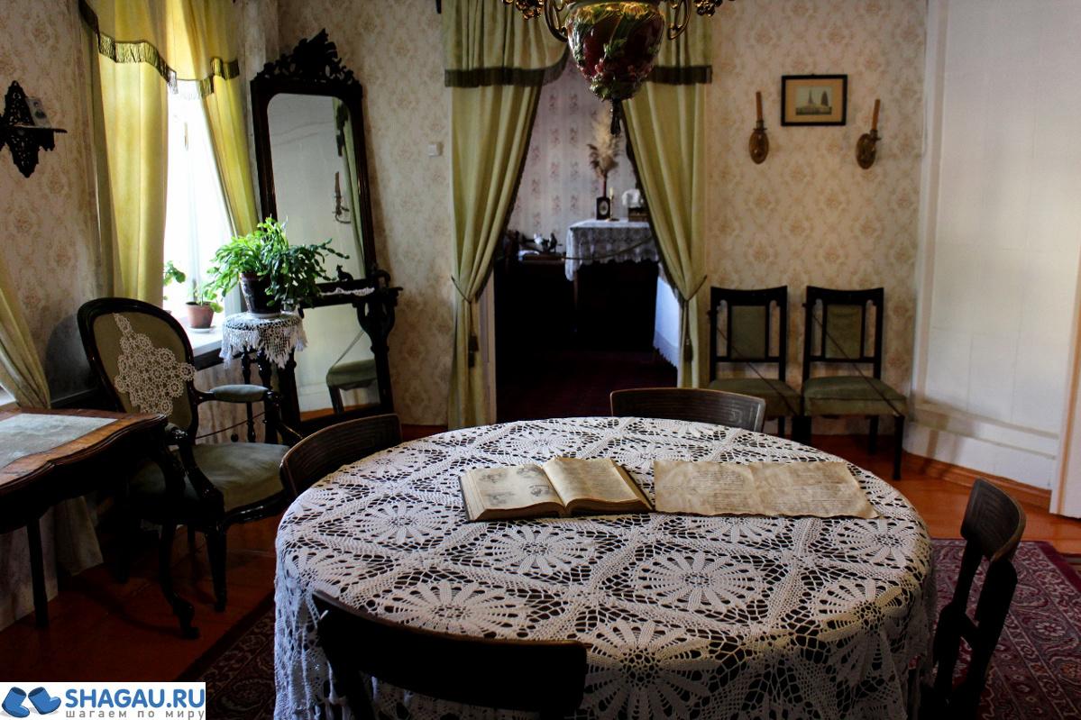 Гостиная дома Павлова
