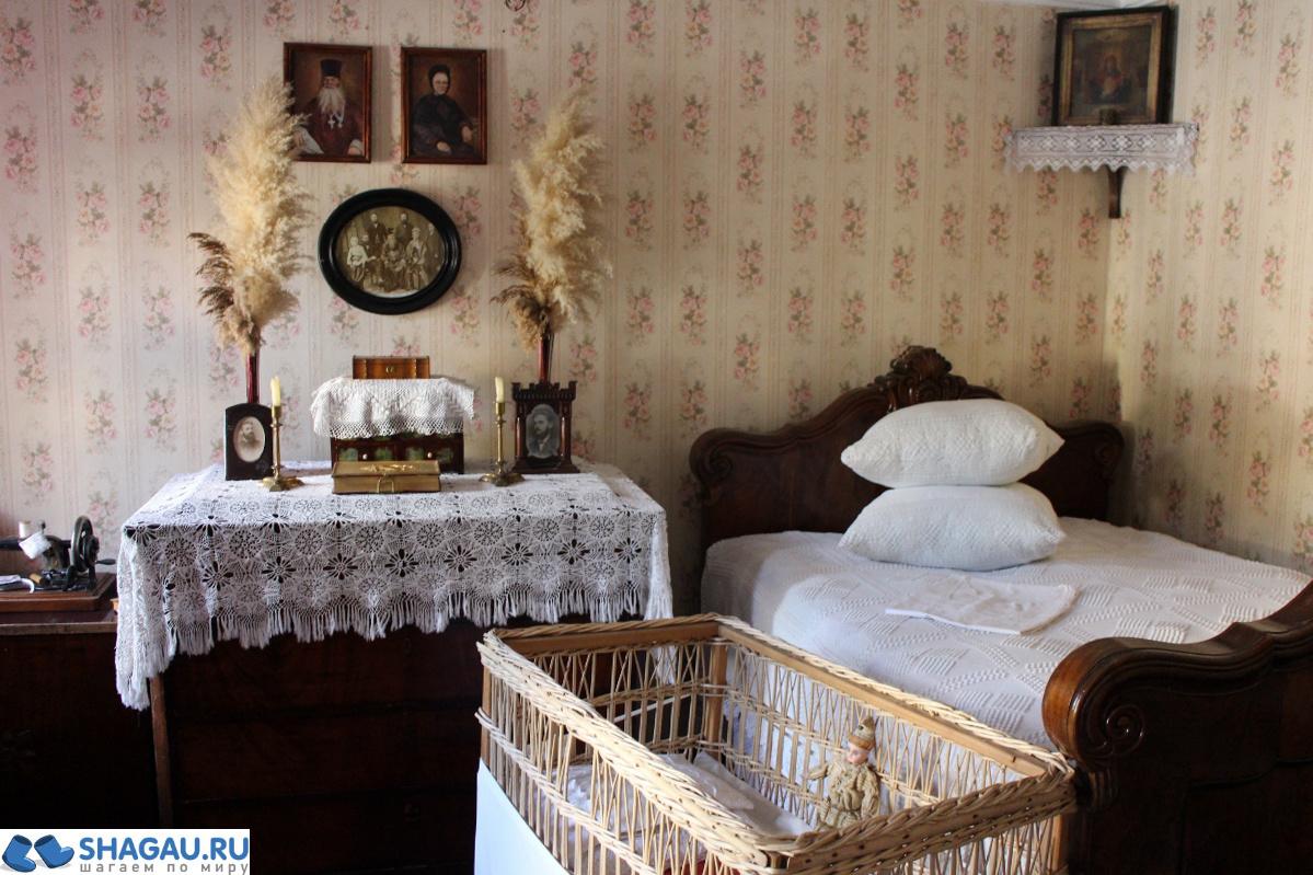 Комната мамы Павлова