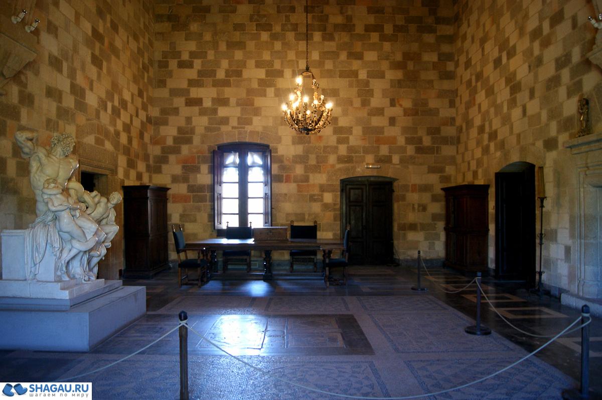 Дворец Великих магистров на Родосе