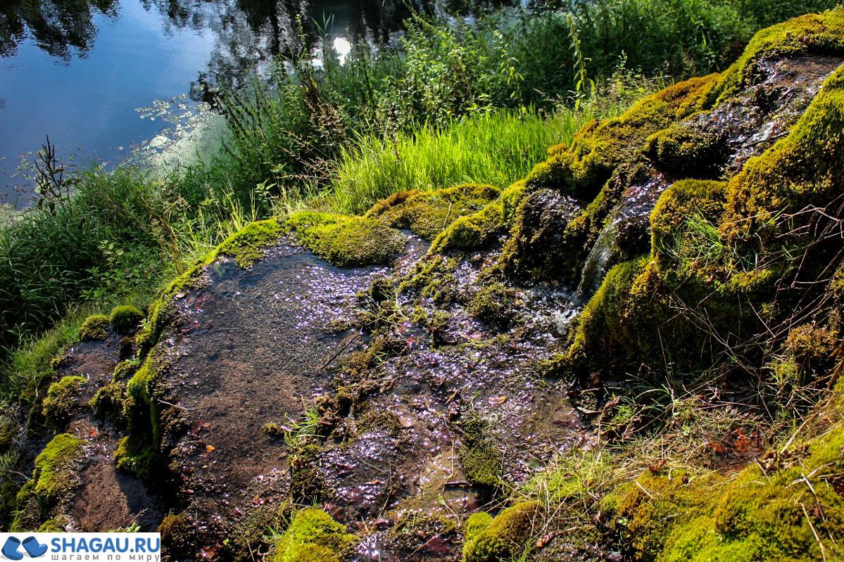 Долина семи ручьев рядом с Вереей