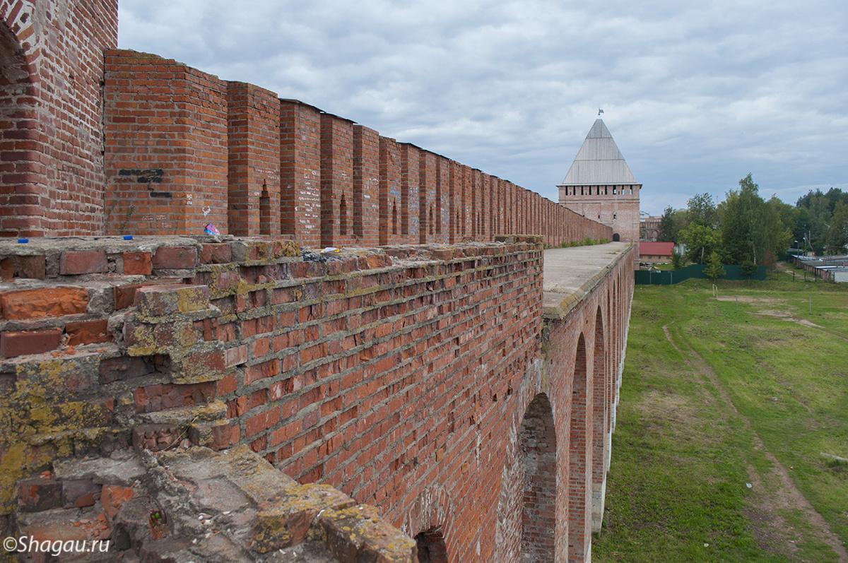 Смоленская стена