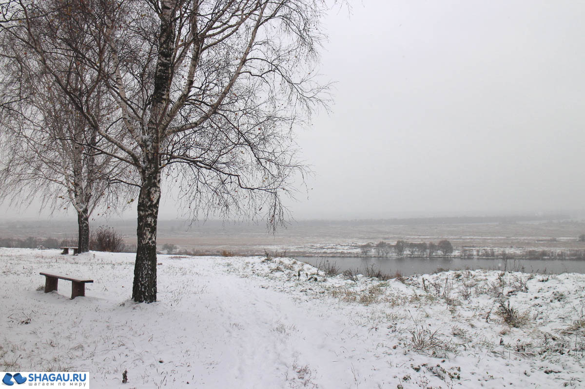 Константиново. Рязанская область
