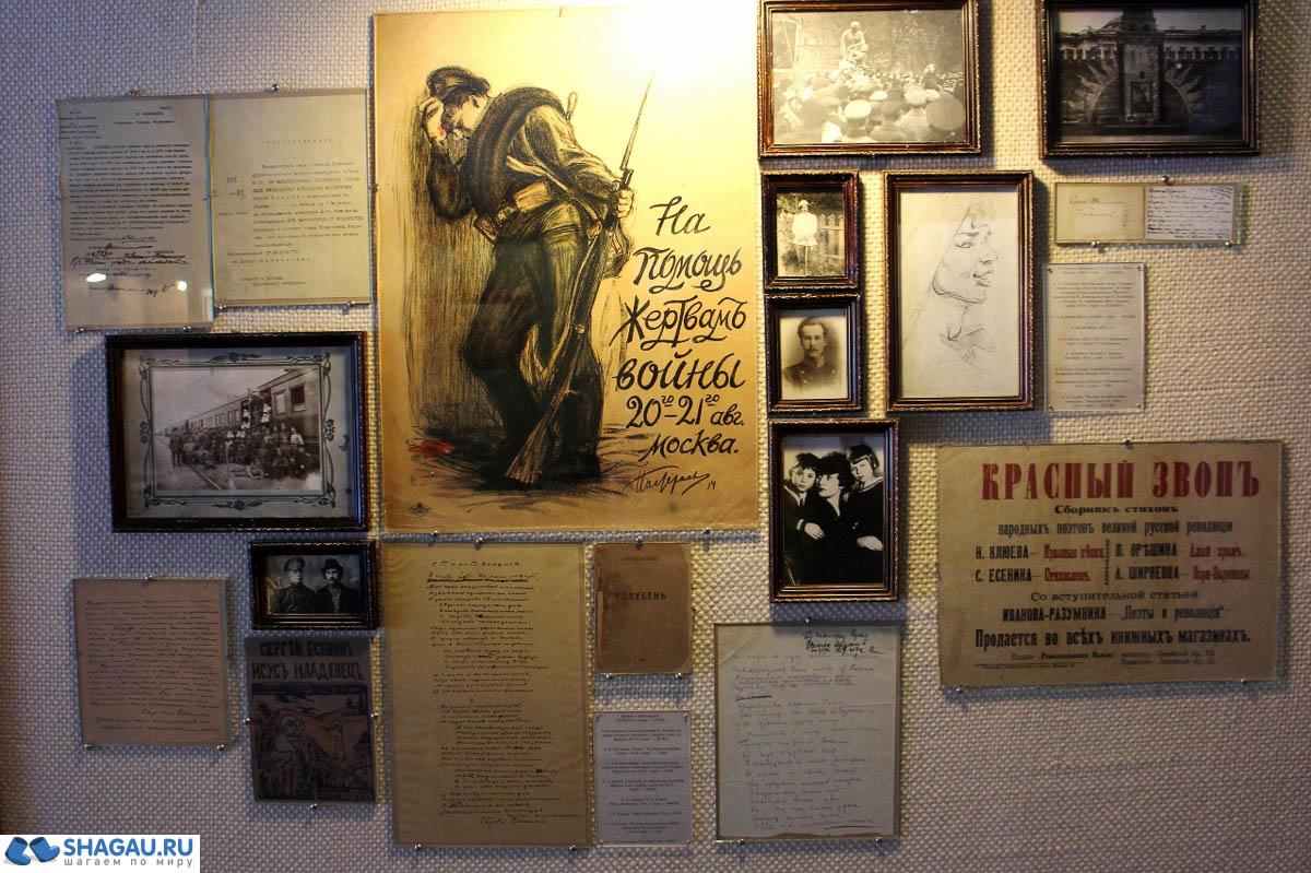 Литературный музей в Константиново