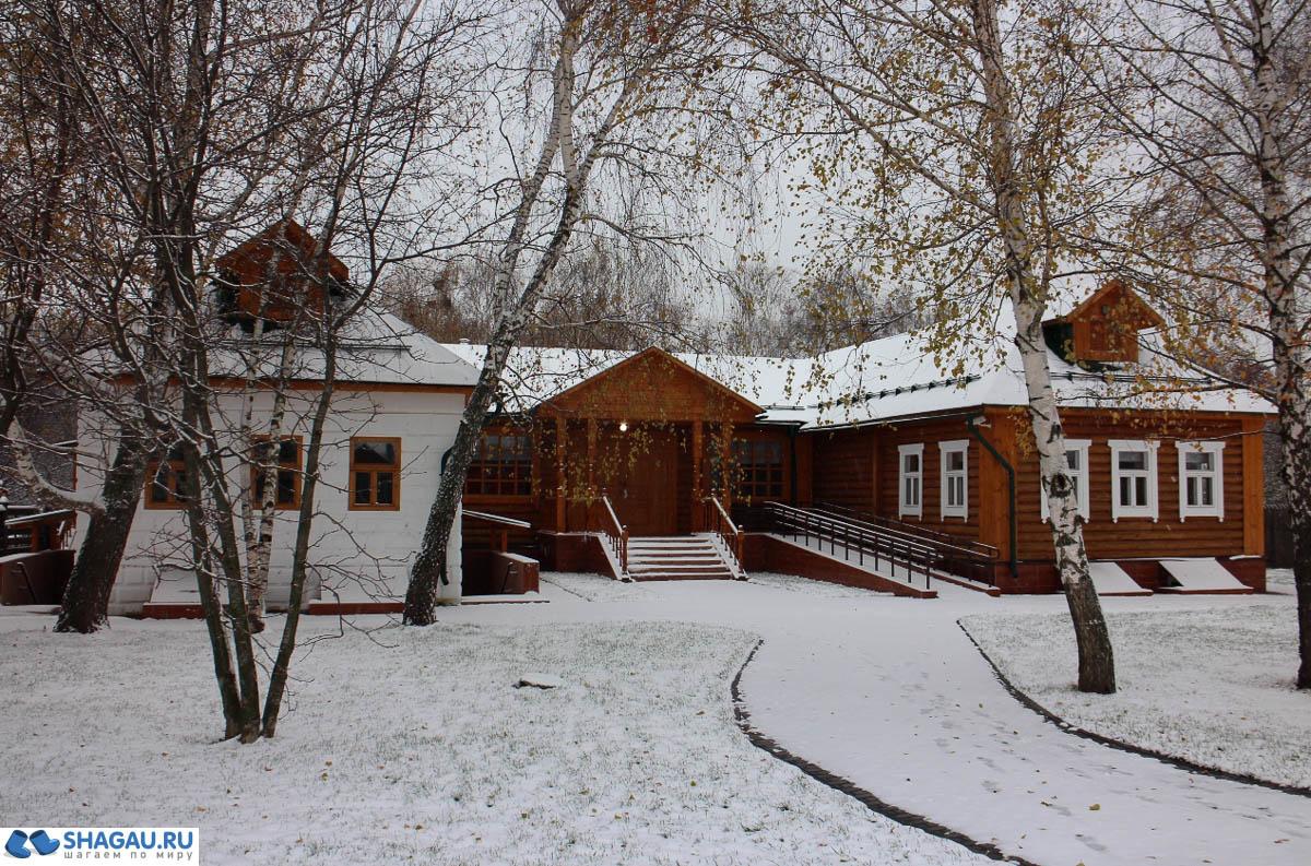 дома Дорожкиных и Минаковых