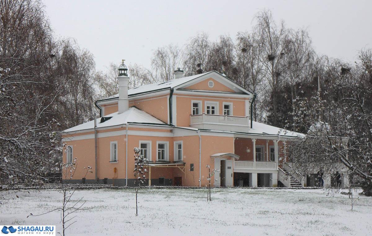 Константиново. Барский дом