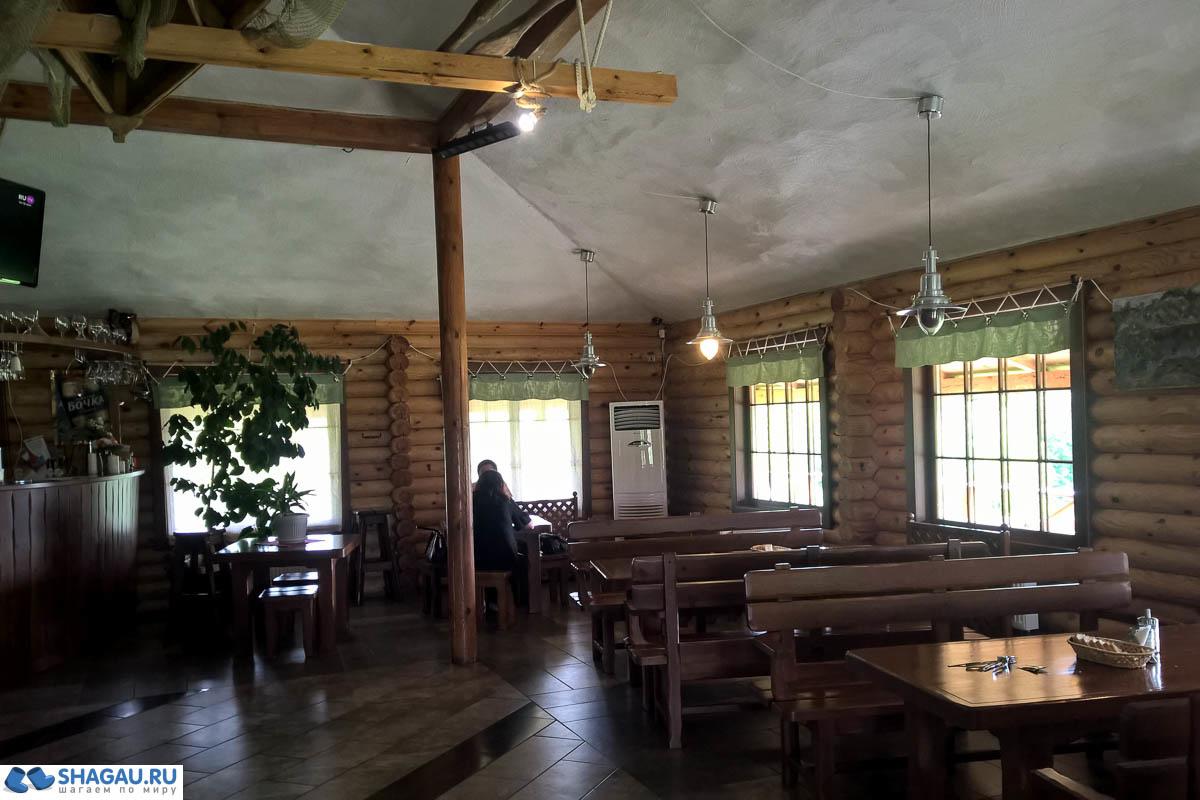 кафе «Изборская Слобода»