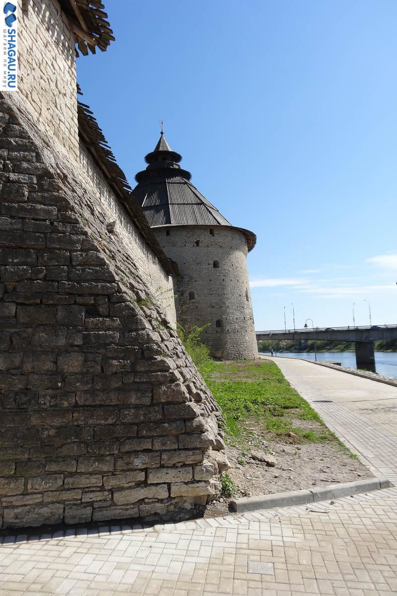 Покровская башня. Фото 2015 г.