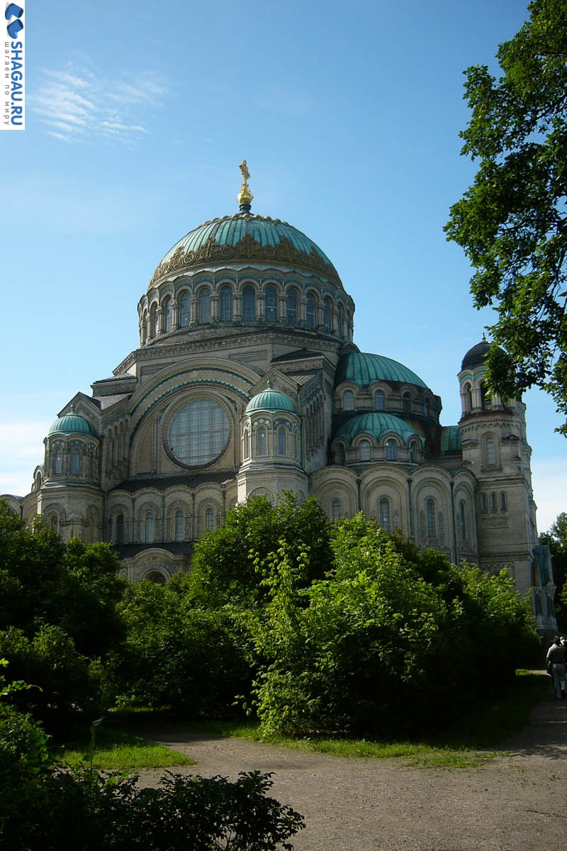 Морской собор. Фото 2009 г.