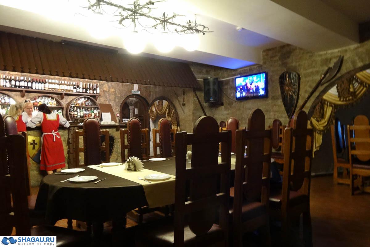 ресторан «Русь». Фото 2015 г.