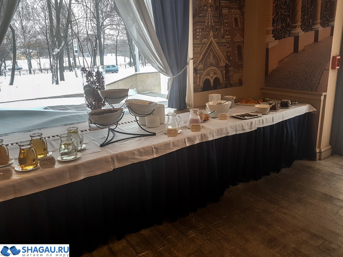 Завтрак Новый Петргоф