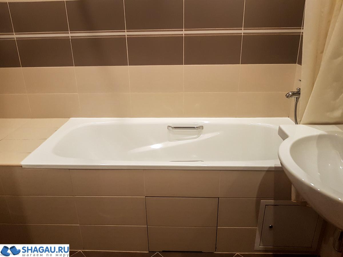 Ванная комната в Новом Петергофе