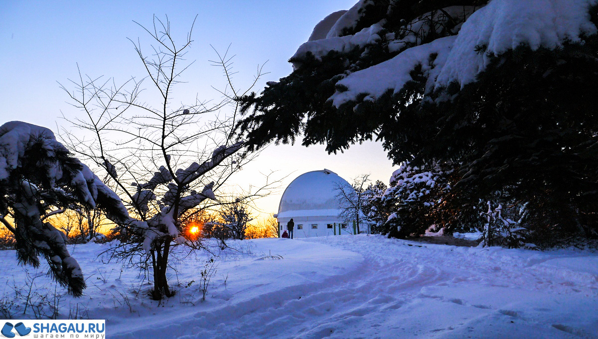Обсерватория в Крыму