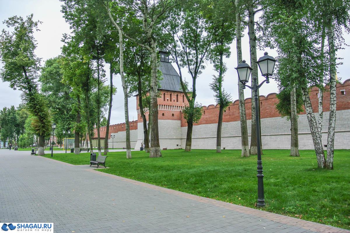Кремлёвский сад.