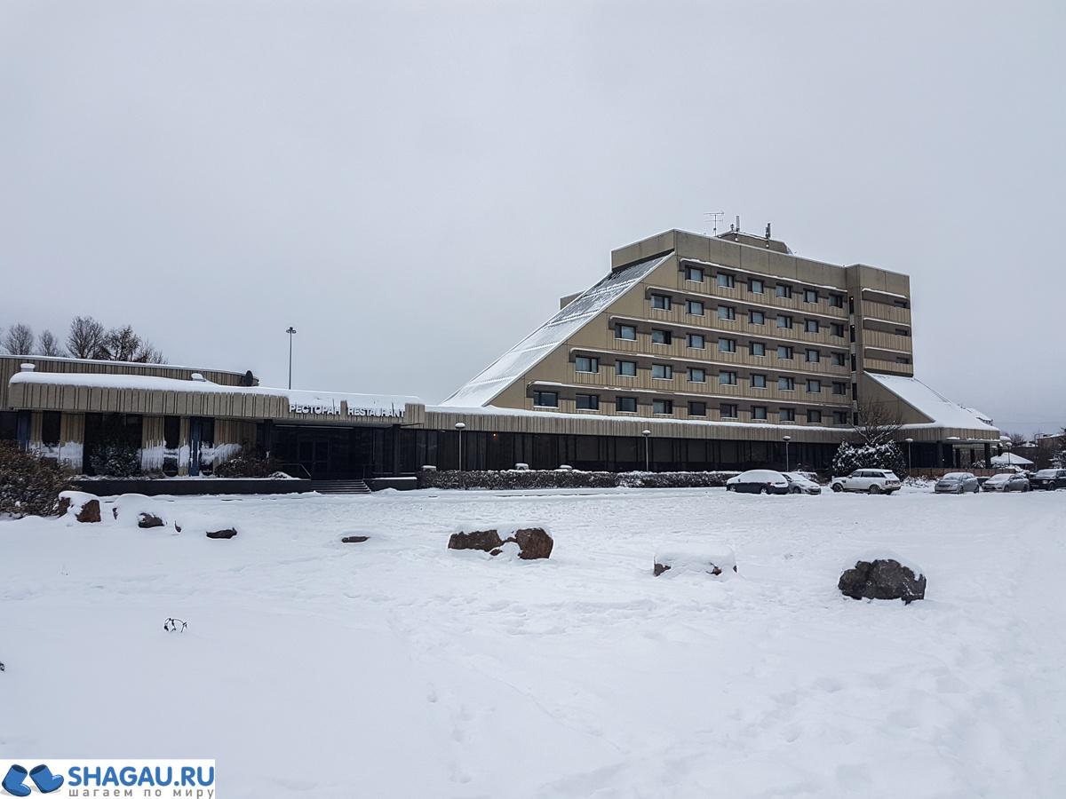 Отель Дружба в Выборге