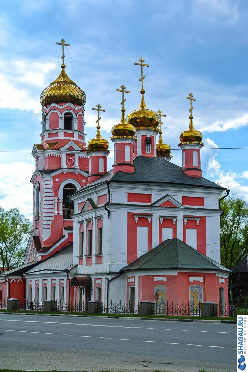 церковь Сретения Господня.