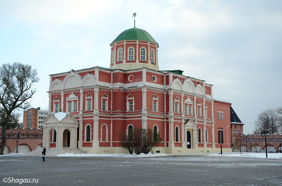 Старый музей оружия