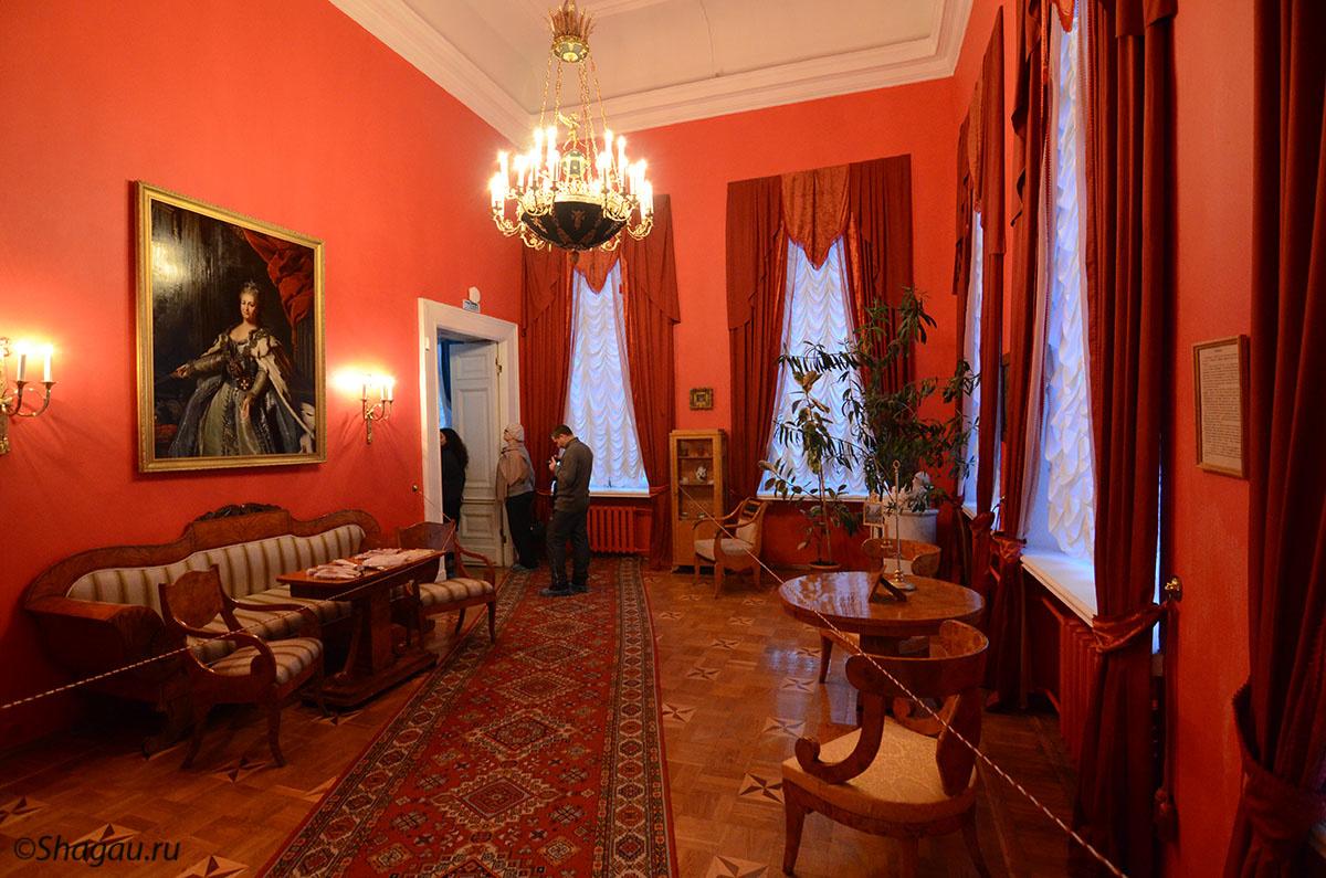 Дворец в Богородецке