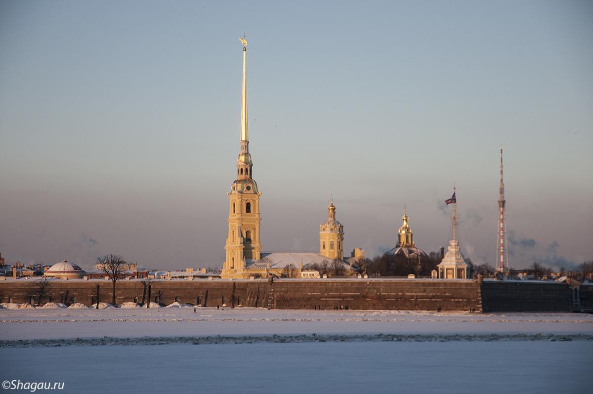 Петропавловская крепость, Санкт-Петербург, Питер