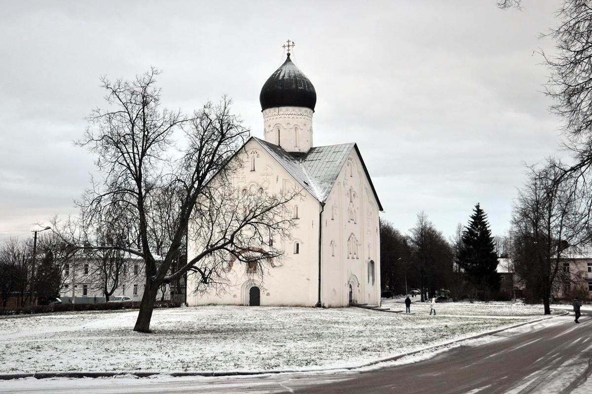 Церковь на Ильинке